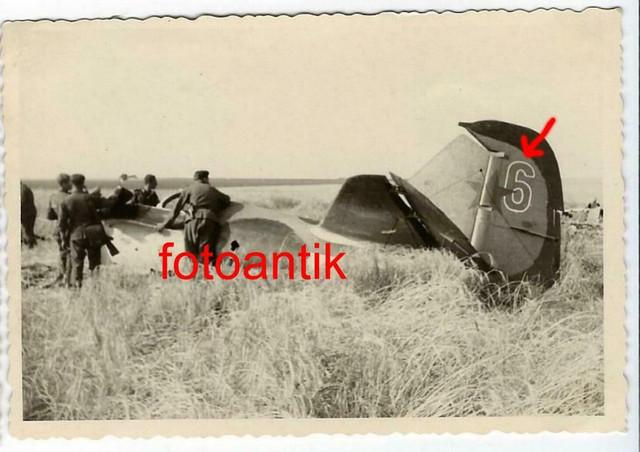 Foto-Gebirgsj-ger-Rgt-99-Flugzeug-russischer-J-ger-Kennung