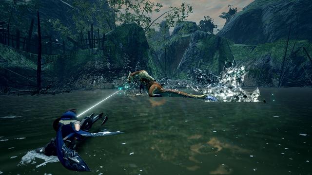 《魔物獵人 崛起》首段實機演示公開 Image