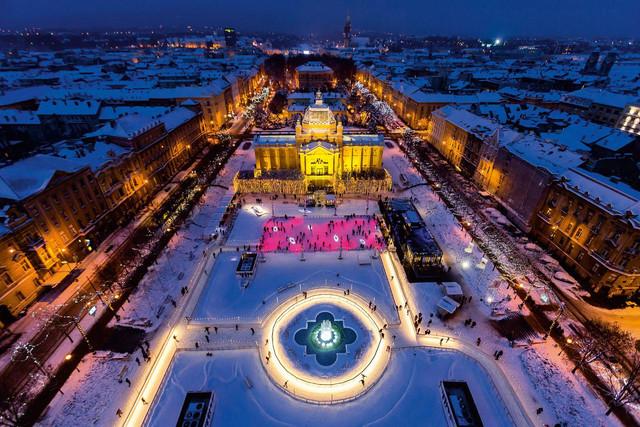 Zagreb christmas tz zagreb