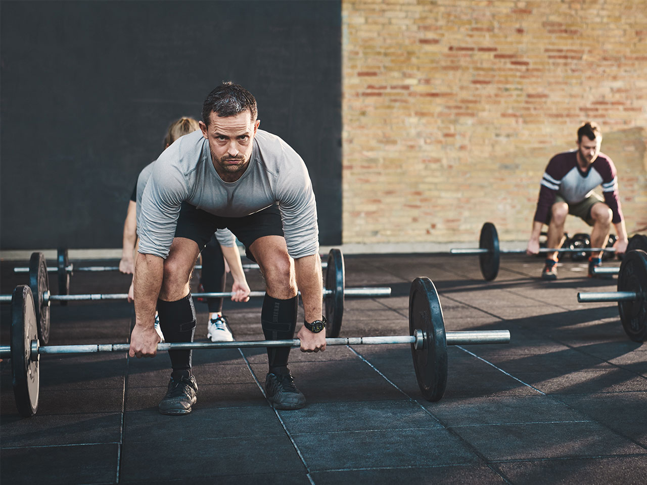 15 crossfit exercises for those who have a serious approach to training