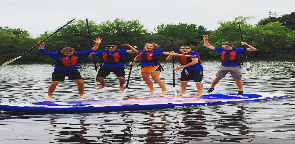Canoeing and Kayaking