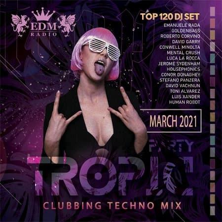 Night Tropic Party: Clubbing Techno Mix (2021) MP3
