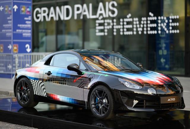L'A110 x Felipe Pantone s'expose au Art Paris 2021-A110-X-FELIPE-PANTONE-AU-ART-PARIS-3