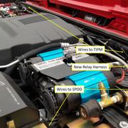 Engine-Compartment
