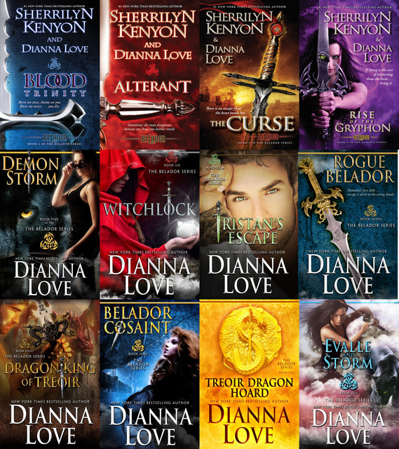 The Belador Series - Dianna Love