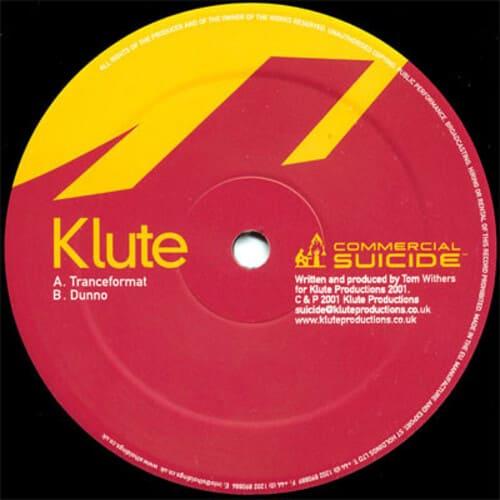 Download Klute - Tranceformat / Dunno mp3