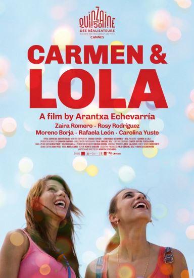 Carmen i Lola / Carmen y Lola (2018) PL.BDRip.XviD-KiT | Lektor PL