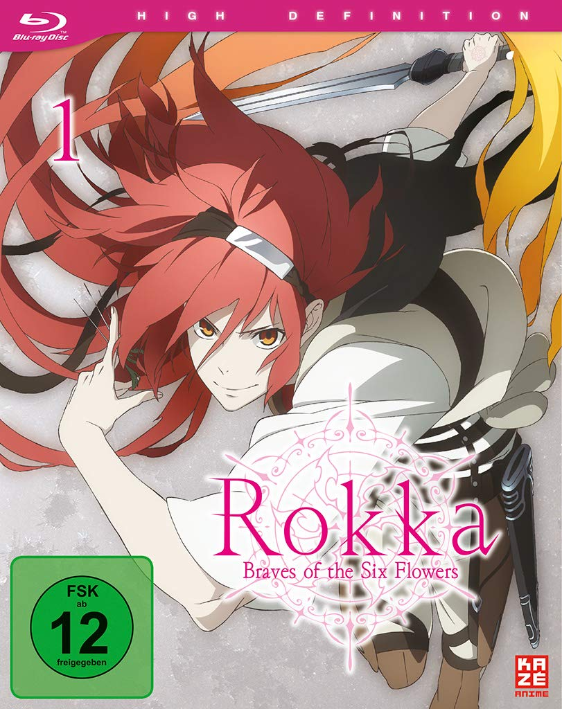 Rokka no Yuusha 1ª Temporada Bluray 1080p Dual Áudio
