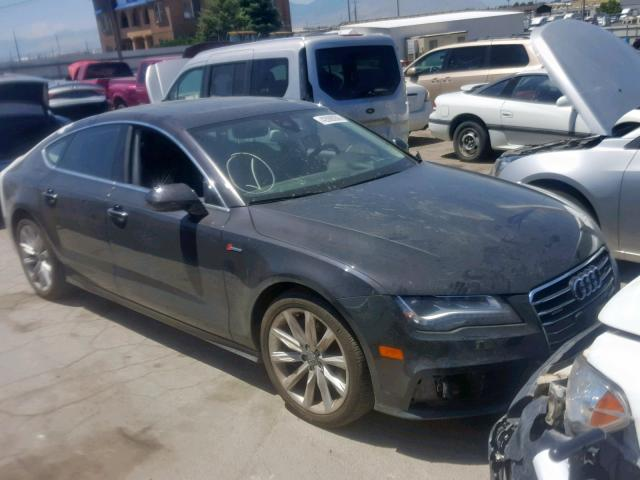 Curtain Air Bag (Drivers)  4G8880741F Audi A7
