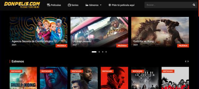 Donde ver películas online gratis sin descargar