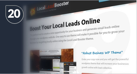 LOCAL LEAD BOOSTER