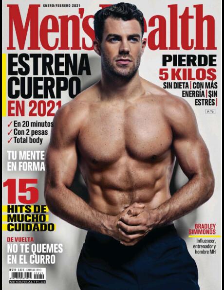 descargar Men's Health España – Enero-Febrero 2021 .PDF [Racaty] gartis