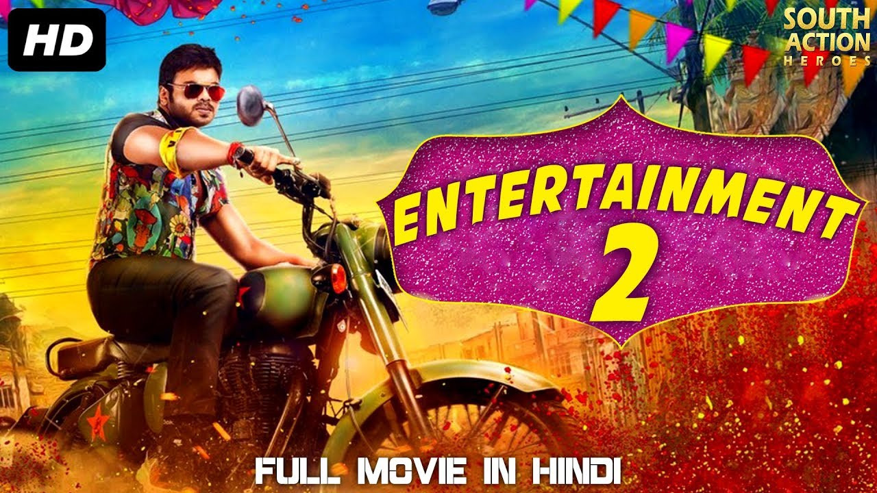 Entertainment 2 2019 Hindi Dubbed Movie 720p