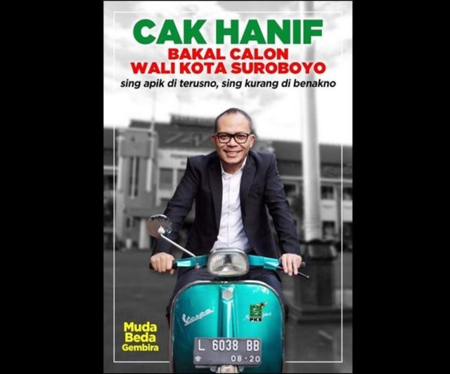Hanif-poster