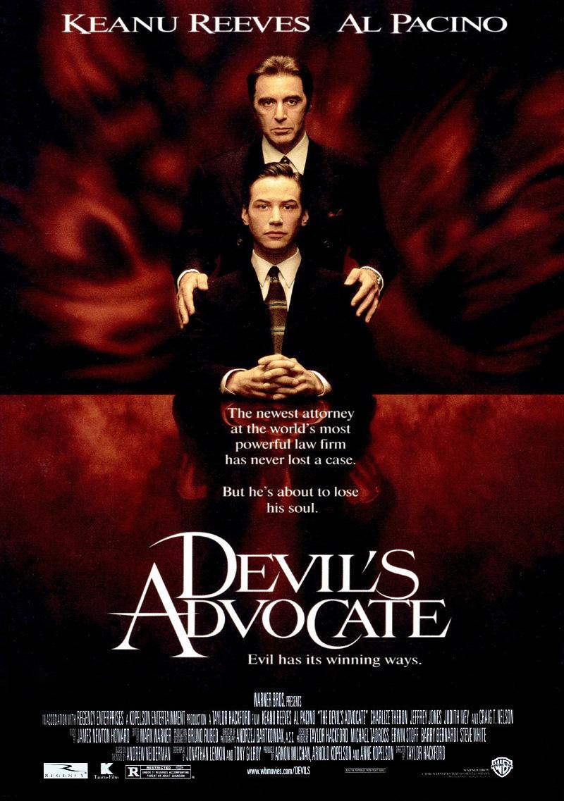 ეშმაკის ადვოკატი THE DEVIL'S ADVOCATE