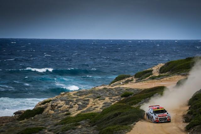 La C3 R5 Toujours En Tête Du WRC3 Avec Bulacia GM202006-555-0