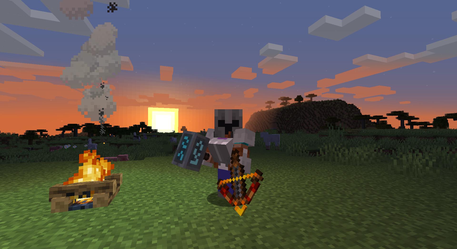 Dungeons Gear Mods Minecraft CurseForge