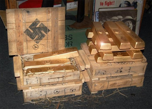 NAZI-reichsbank-gold-bullion-in-third-reich-boxes
