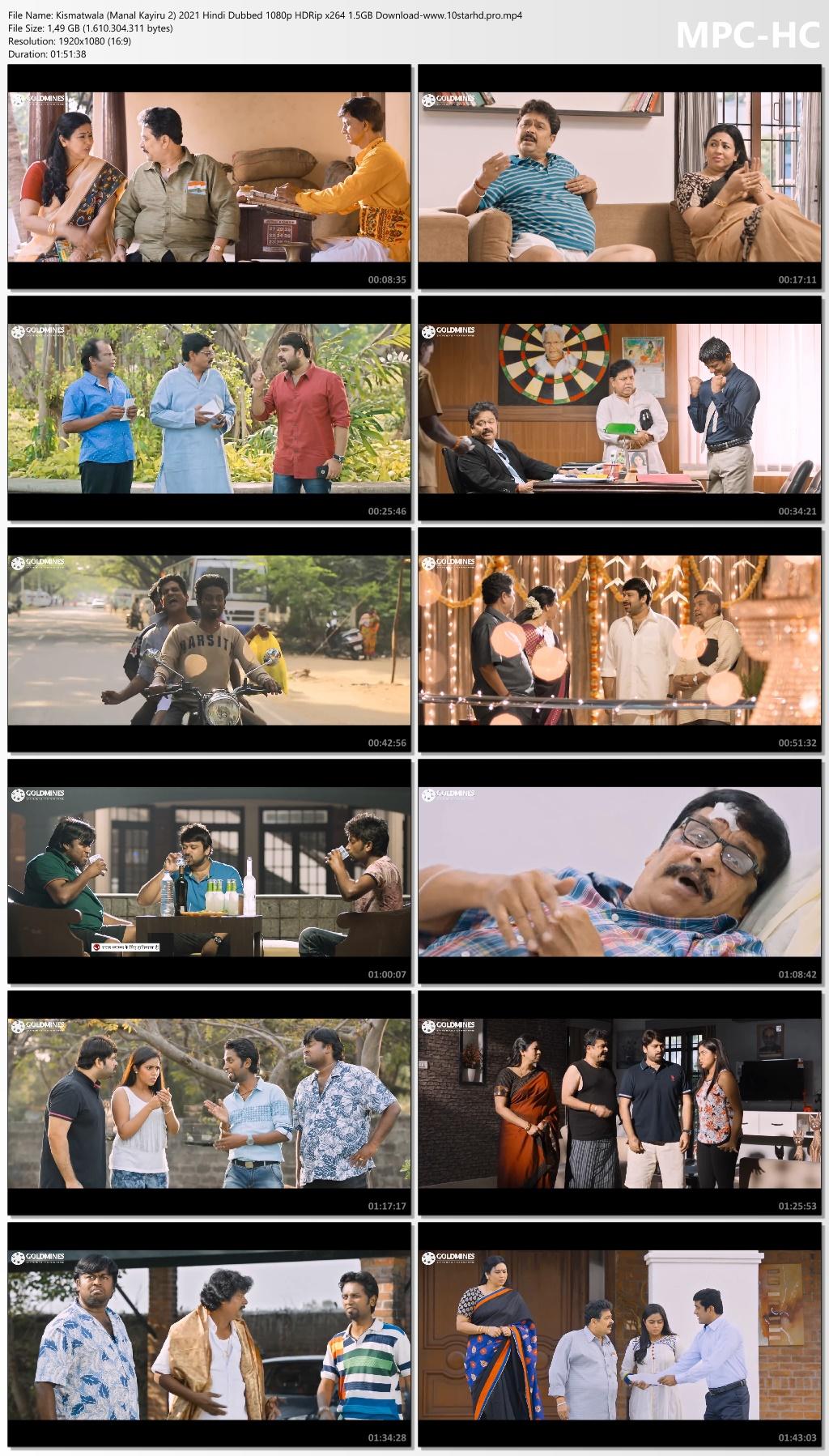 Kismatwala (Manal Kayiru 2) Screen Shot 2