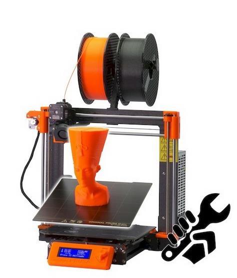 Original Prusa i3 MK2S - Cheap 3D Printer Under $1,000