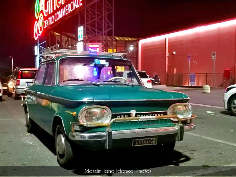 avvistamenti auto storiche - Pagina 2 NSU-Prinz-1000-SS-65-SR045144