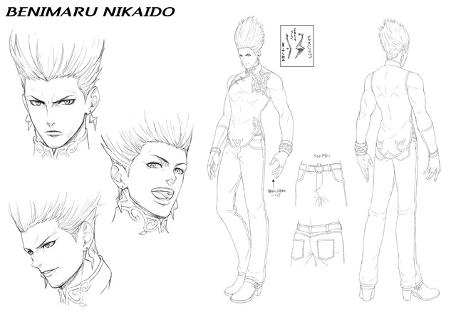 Topics tagged under xboxone on 紀由屋分享坊 Character-Design-BENIMARU-NIKAIDO