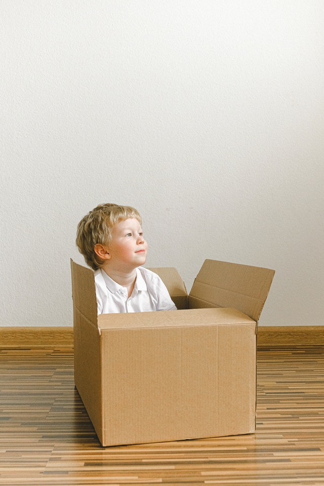 boy-in-white-shirt-sitting-inside-brown-cardboard-box-3905728-1