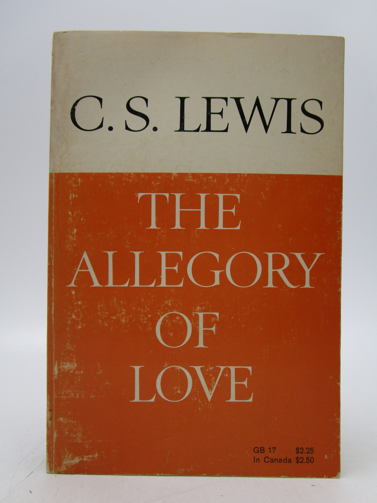 Image for The Allegory of Love: A Study in Medieval Tradition