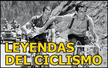 Leyendas del ciclismo