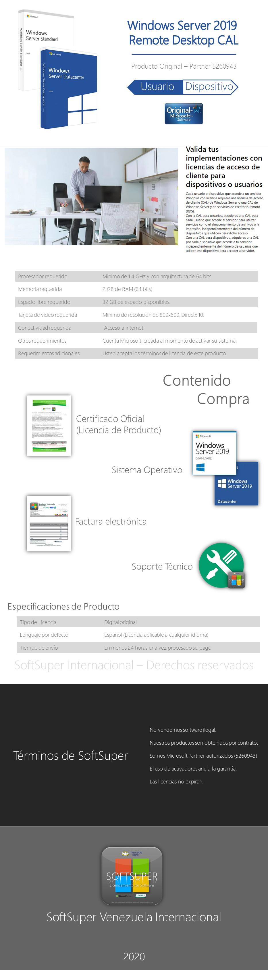 windowsserver2019cal