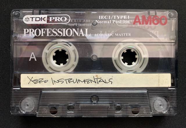 Xero Instrumentals