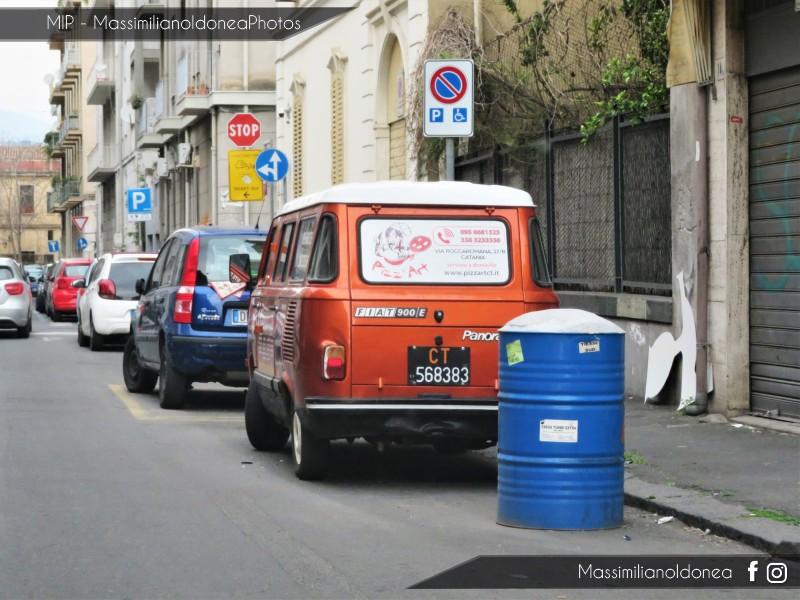 avvistamenti auto storiche - Pagina 15 Fiat-900-E-Panorama-82-CT568383