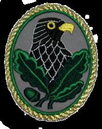 Gold Sniper's Badge