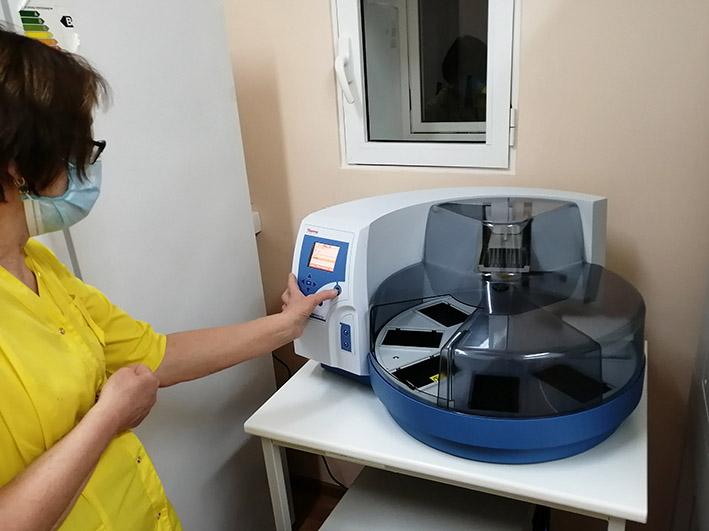 Аппарат для выделения нуклеиновых кислот
