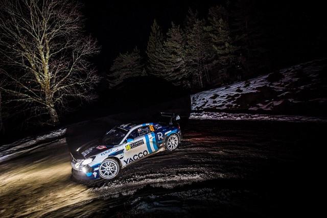 Alpine réussit son retour au Monte-Carlo 2021-Rallye-de-Monte-Carlo-15