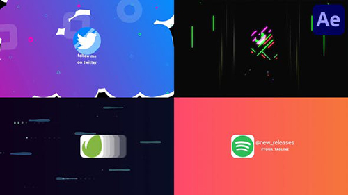Modern Logo Pack | After Effects 33715775 - Project for After Effects (Videohive)