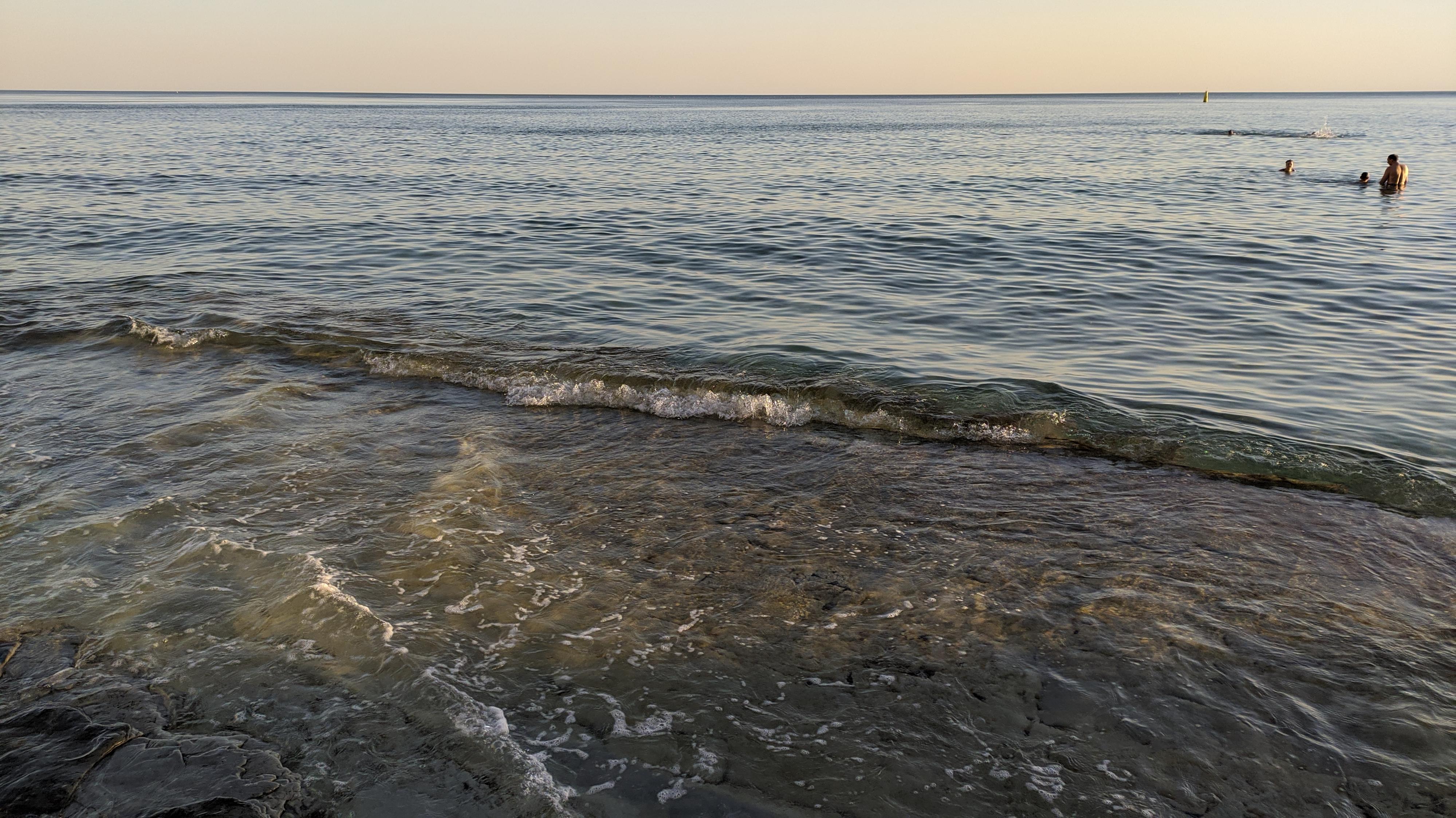 Геленджик, Сосновка, фото моря