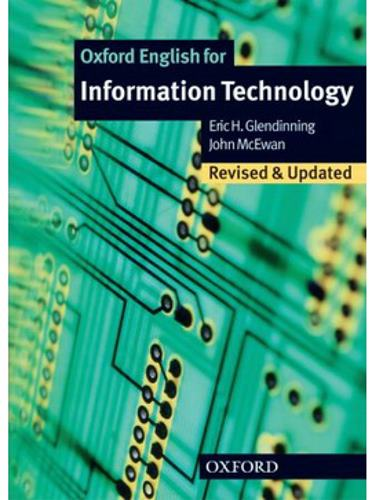 Oxford English for Information Technology: Revised and Updated Student Book+Teachers Book