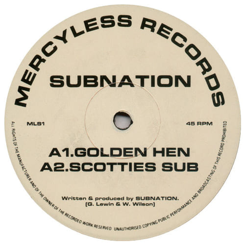 Download Subnation - Golden Hen / Scotties Sub mp3
