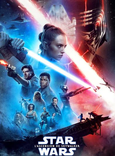 Star Wars The Rise of Skywalker (2019) Hindi Dual HDRip 720p HEVC DL