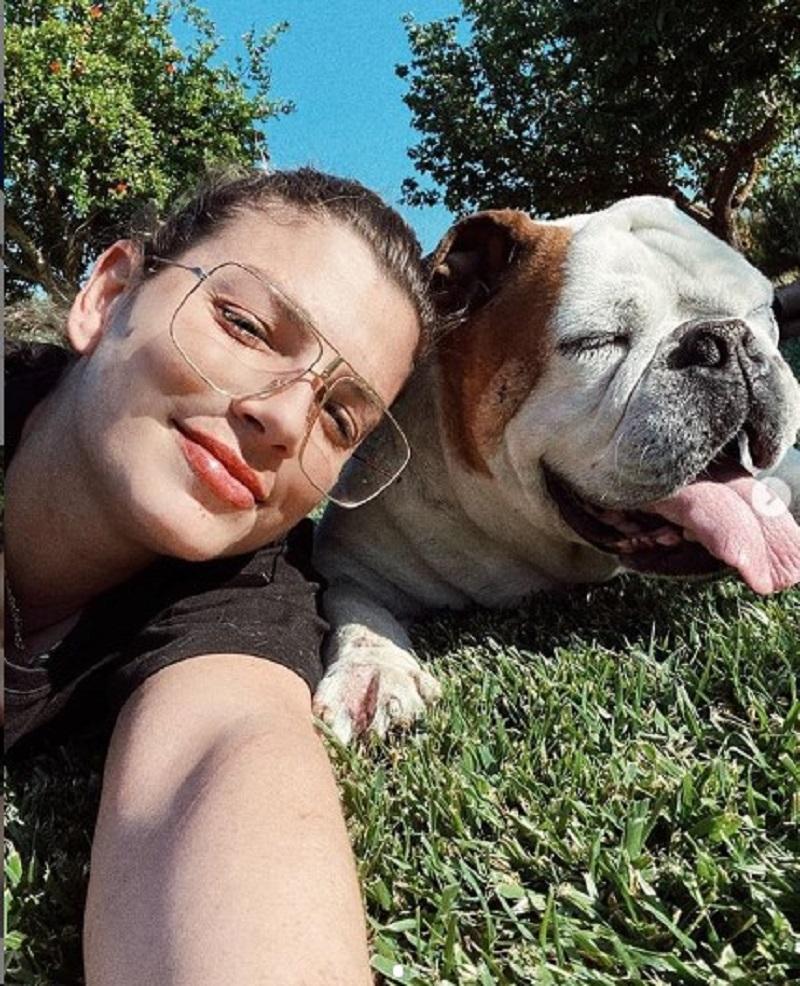 L'addio di Emma Marrone a Gaetano, il suo amato cane