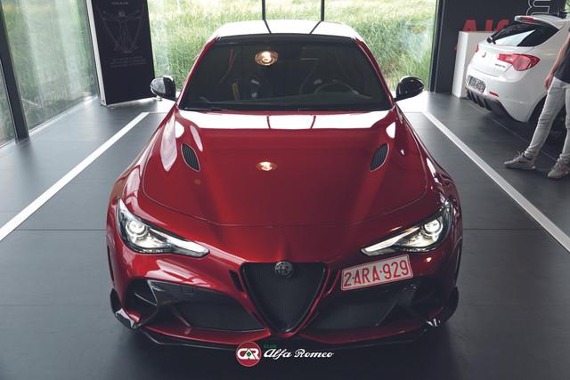 Giulia-GTAm-Voorkant
