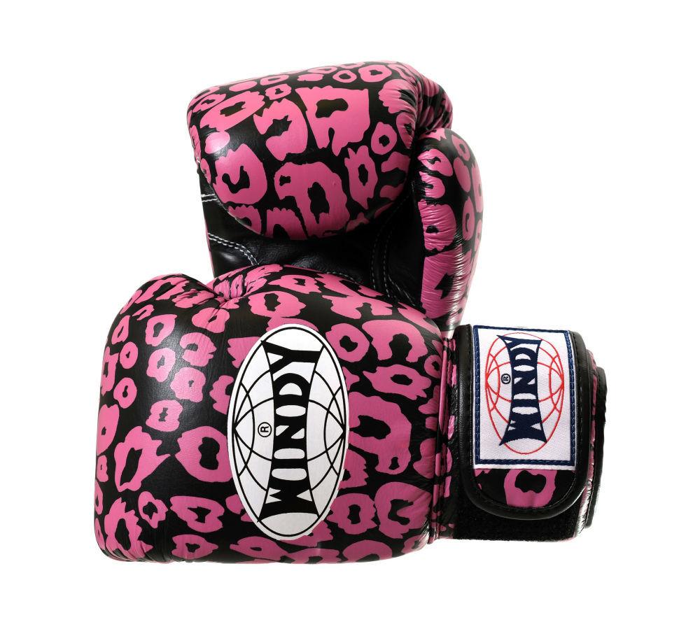 Оригинал Боксерские перчатки розовые Windy Special Таиланд КОЖА