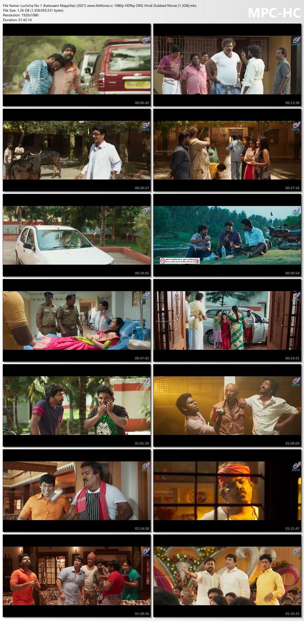 Luchcha-No-1-Kalavaani-Mappillai-2021-www-9x-Movie-cc-1080p-HDRip-ORG-Hindi-Dubbed-Movie-1-3-GB-mkv