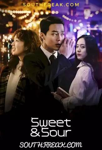 Sweet & Sour 2021 Korean NF 720p WEB-DL 1GB ESub
