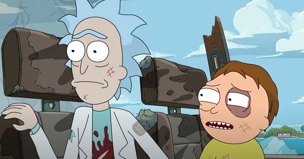 RICK Y MORTY Temporada 5