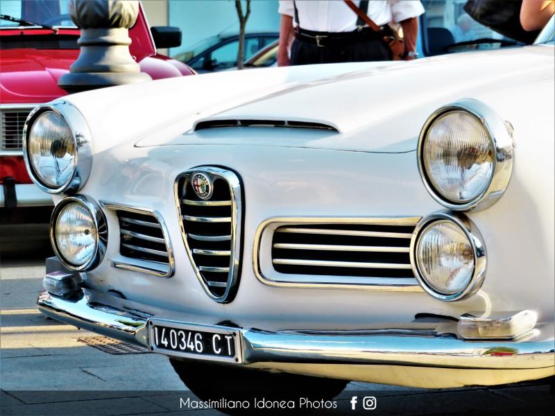 Raduno Auto d'epoca - Trecastagni (CT) - 21 Luglio 2019 Alfa-Romeo-2600-Spider-CT140346-3