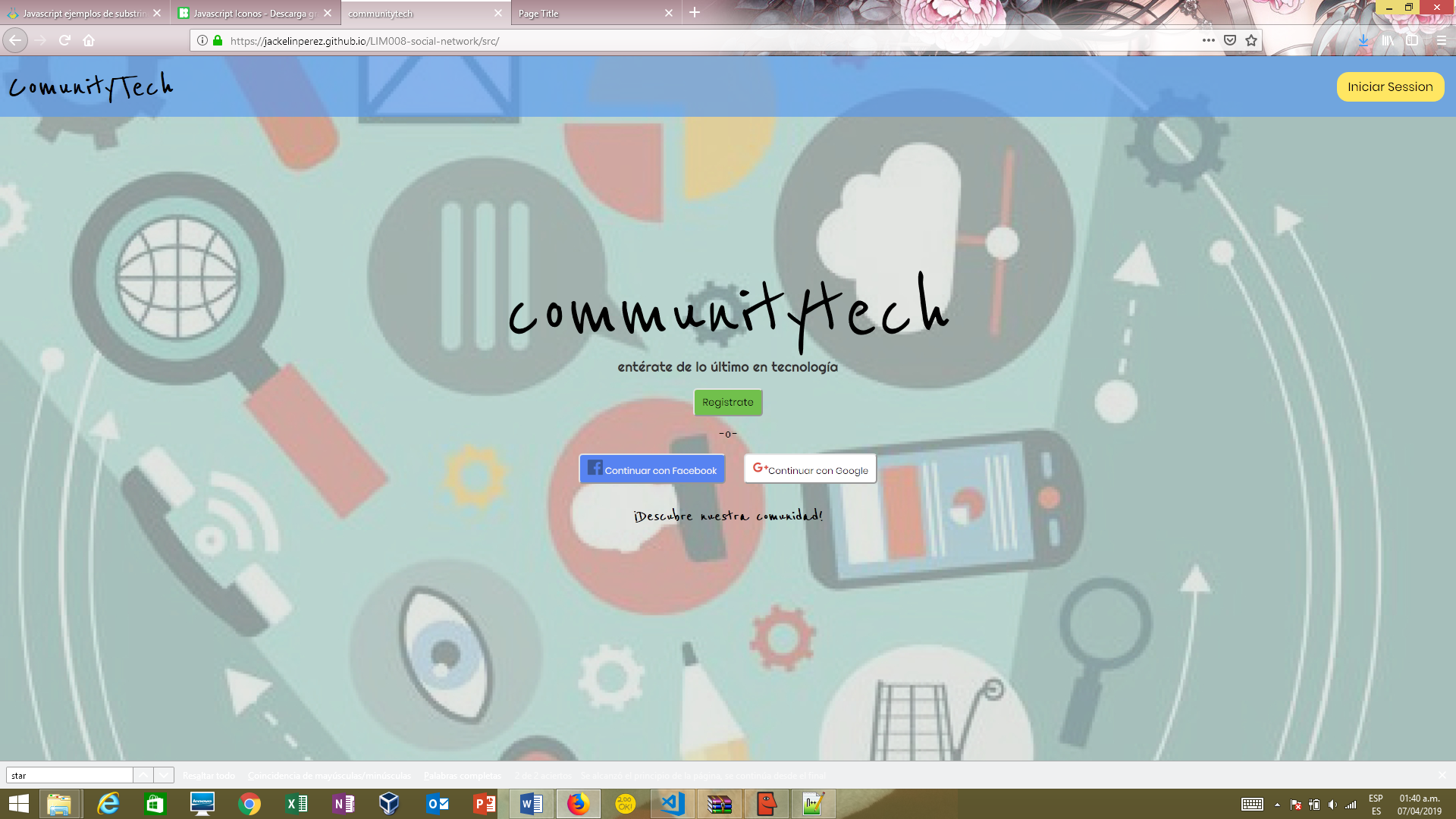 CommunityTech