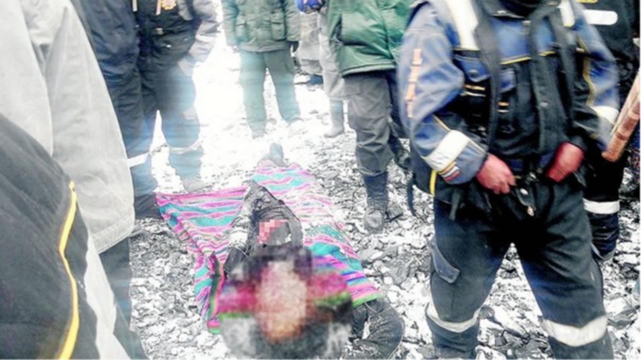 Minero muere asfixiado en campamento Lunar de Oro
