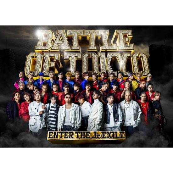 [Album] Jr.EXILE – BATTLE OF TOKYO ~ENTER THE Jr.EXILE~